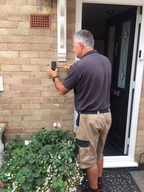 Access Control service at Steve Catt Property Maintenance